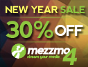 XMAS SALE! Buy Mezzmo today and get a 30% discount! Offer valid until end of January!