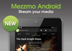 New! Mezzmo Android app